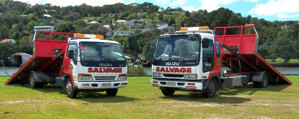 24 Hr Auto Recovery Services Whangarei Northland